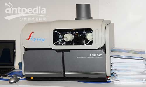 gc5400气相色谱仪内部集成谱图数据采集处理电路和网