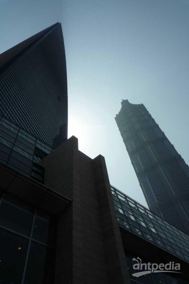 揭秘世界第一高楼迪拜塔