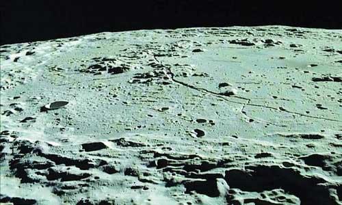 月亮的距离 动画