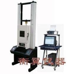 HY-3080微机控制电子万能材料试验机(带高低温试验箱)