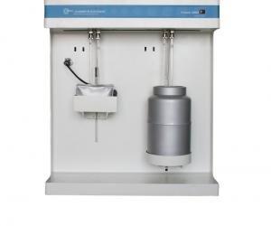 氮化硅孔隙度检测及比表面积检测仪是粉体和颗粒材料的比表面积及孔隙度检测测量仪器,可用于无机粉体材料比表面积检测,纳米材料比表面积及孔隙度检测,磁性粉末材料孔隙度