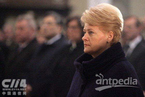 立陶宛总统邀请华为在该国建研发中心