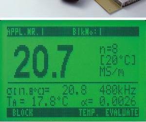 SMP10电导率测试仪