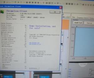 罕见的16 timebase  的变色龙软件