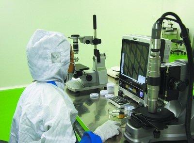 苏州工业园区生物纳米科技园纳米靶向药物传导技术服务平台