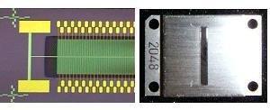 3、Pyreos公司线阵列探测器