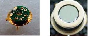 3、Pyreos公司单点型FT-IR光谱仪专用探测器