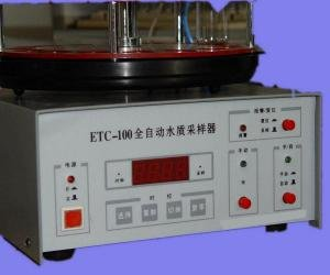 +ETC-100全自动水质采样器(最新)。