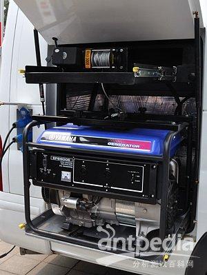 车体集成电路和照明系统,通风和空调系统,供水供气系统和实验室配套