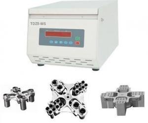 台式低速多管架离心机TDZ5-WS 图片