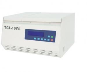 台式高速微量冷冻离心机TGL-16WI 图片