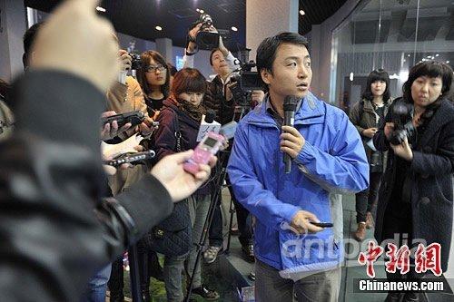 北京环保监测中心开放引关注 首日几成媒体见面会