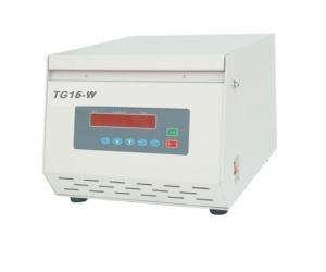 台式高速微量离心机TG16-W 图片
