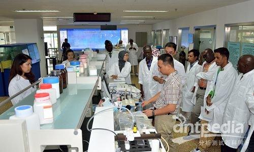 我国成功举办英语国家食品安全检测技术培训班