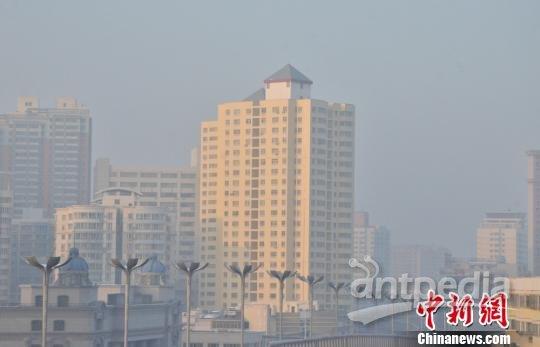 乌鲁木齐多个监测站出现重度污染及严重污染