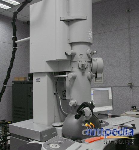 可以达到10nm的精度;透射电镜是查看样品内部