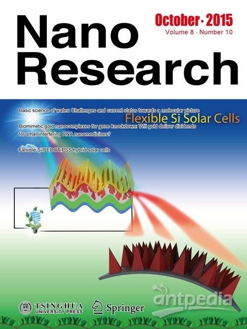 合肥研究院柔性单晶硅基微纳结构太阳电池研究获进展
