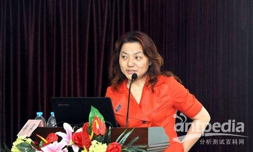 上海交通大学附属精神卫生中心检验科主任 林萍图片