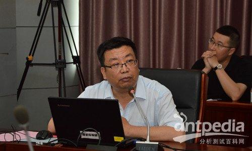 青岛市分析测试学会秘书长王琦;青岛盛瀚色谱技术有限公司董事长