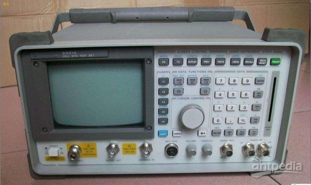 另外,由于采用新标准的电子衰减器,8920a的可靠性得到提高,有助于保证