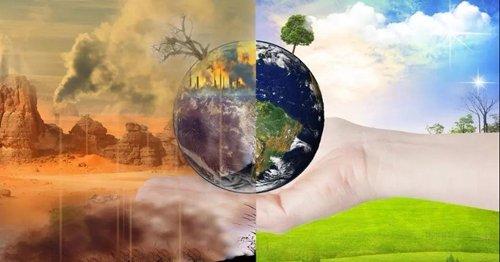 环境污染 (图片来自网络)