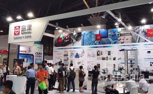 百年制造,历久弥新-岛津试验机亮相2017年汽车测试展