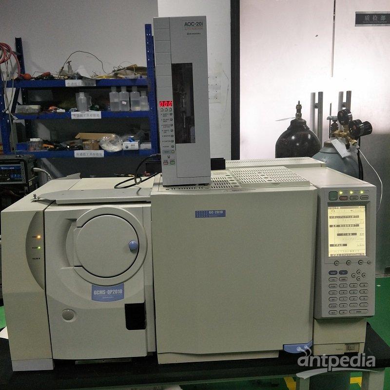 二手岛津气质联用仪QP2010 1.jpg