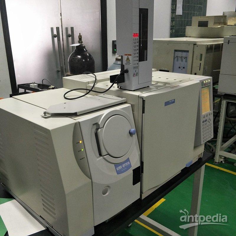 二手岛津气质联用仪QP2010 2.jpg