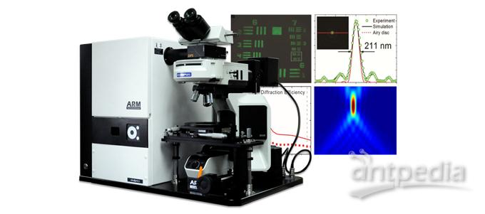 复享光学的ARMS显微角分辨光谱系统.png