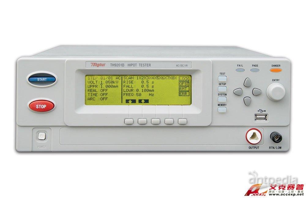 同惠TH9201B交直流耐压绝缘测试仪