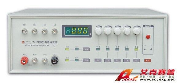 同惠 TH1772B 直流偏置电流源 图片