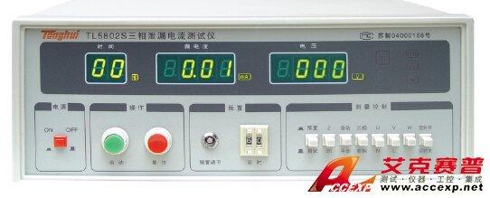 同惠 TL5802 接地电阻测试仪 图片