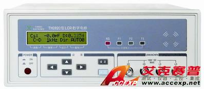 同惠TH2820LCR数字电桥