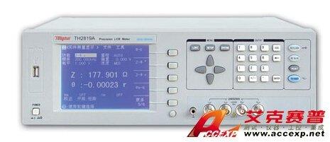 同惠 TH2819A 精密LCR数字电桥 图片