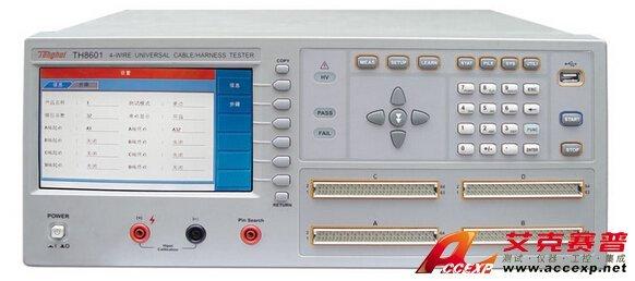 同惠 TH8601 线材测试仪 图片
