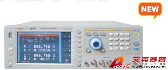 同惠 TH2829A LCR元件分析仪 图片