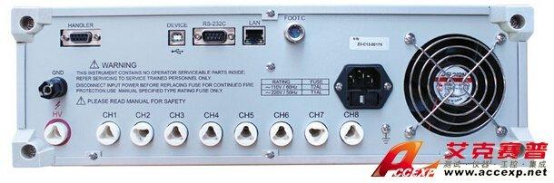 同惠 TH2883S4-5 脉冲式线圈测试仪 图片