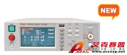 同惠 TH9310 交直流耐压绝缘测试仪 图片