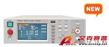 同惠 TH9320 交直流耐压绝缘测试仪 图片