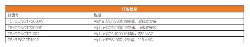 Alpha CON1000 电导率控制器订购信息.JPG