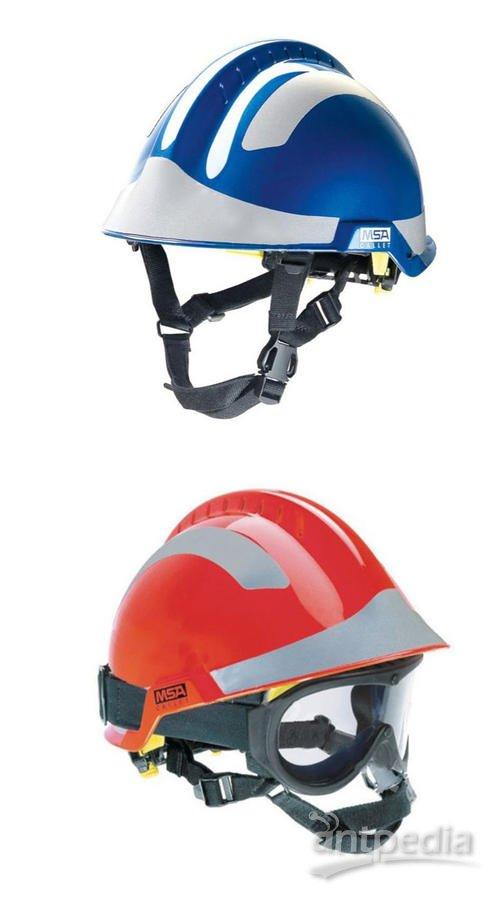 救援头盔,MSA F2消防员用救援头盔.jpg