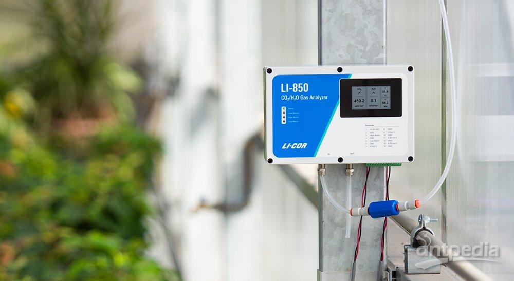 LI-830 CO2分析仪 LI-850 CO2/H2O分析仪