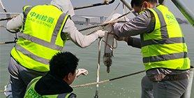 海洋生态环境检测